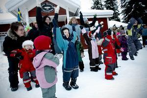 Politikerna i Ljusdal har beslutat att kommunala förskolan i Järvsö blir utbyggd med en tillfällig lokal.