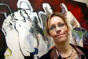 Gävlekonstnären Ingela Jönsson inspirerades av sina barn och av Köpenhamn till en reseberättelse i text och bild för Arbetarbladets kultursida