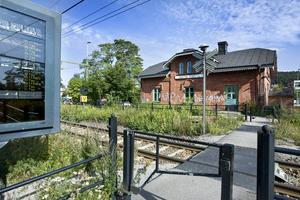 Bland annat ska Västra station rustas upp.