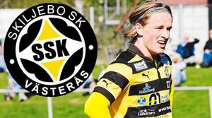 Douglas Karlberg är lagets främsta målskytt hittills i division 2 norra svealand. Karlberg har gjort 5 mål på 14 matcher.
