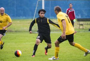 12 lag med flertalet etniska urpsrung deltog under Copa Amistad.