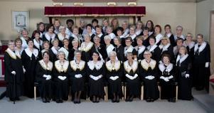 Hedemora har fått sin första kvinnliga Rebeckaloge. Den heter nummer 113, Kerstin Hed, och har femtio kvinnliga medlemmar.