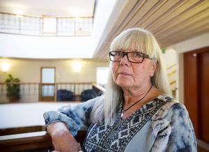 Anett Aulin ordförande i utbildnings- och omsorgsnämnden i Älvkarleby kommun.