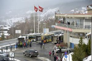 15-20 poliser och en polishelikopter kommer att bevaka Åre.