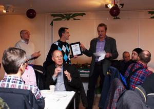 Årets Entreprenör blev Anders Darefeldt, Fresks (till vänster).