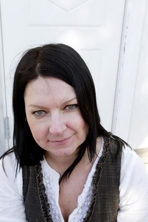 Venla Börjel är hemkunskapslärare.