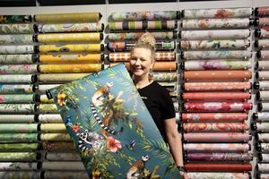 Nu vill vi ha mustiga tapeter med mycket färg, säger Maria Fedko.