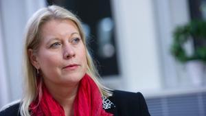 Catharina Elmsäter-Svärd (M), infrastrukturminister.