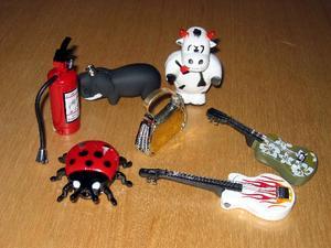 Söta? Tändare som liknar leksaker kan orsaka brännskador om barn leker med dem, varnar konsumentverket.