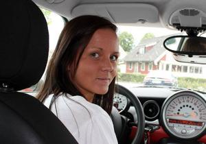 EVENTANSVARIG. Emelie Carlswärd, 22, har börjat sin tjänst som eventansvarig vid Tierp Arena.