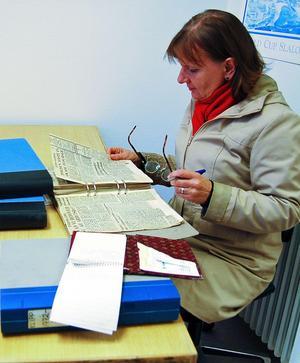 Aino Trosell kommer till Vansbro bibliotek torsdag den 16 novemberFoto: Anders Mojanis