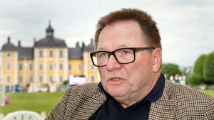Jan Andersson, VD för ridskolan i Strömsholm.