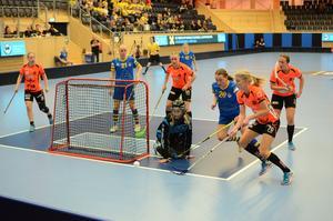 Jonna Sjöberg svarade för en assist i finalen.                                                                     Foto: Hannu Högberg
