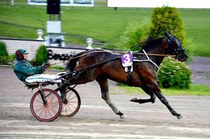 Örjan Kihlström och Trading springer in 200 000 kronor i finalen av Norrlands Elitserie.