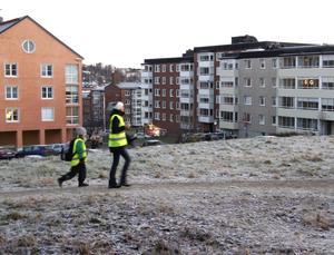 Mitthem bygger nya bostäder i Sundsvall.