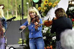Lena Willermark från Älvdalen har utsetts till hedersdoktor bland annat för att hon