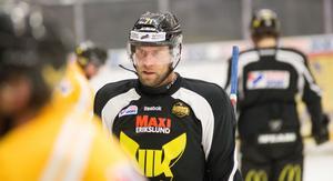 Niklas Lihagen har varit petad de tre senaste matcherna.