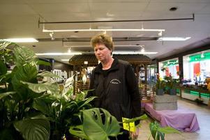 Stänger. Nu stänger Blomster- flickan snart sina portar. Britt-Marie och Ole Rapp har haft butiken i 19 år men de senaste fem åren har det blivit allt svårare att få verksamheten att      gå runt.