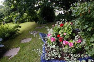 Hur ser drömträdgården ut? Så här kanske.