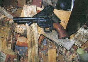 Pistol och revolver