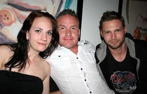 Bill & Bob. Kristin, Martin och Jonas
