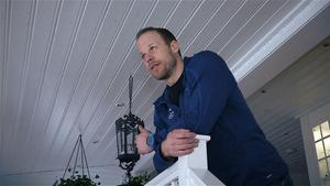 Daniel Tynell konstaterar att längdskidåkningen är Norges nationalsport.