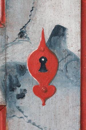 Marmorering är en konstform som förädlades av Berglin.