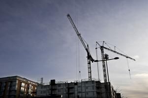 Det ska bli många byggkranar i Västerås fram till 2050 om översiktsplanen blir verklighet.
