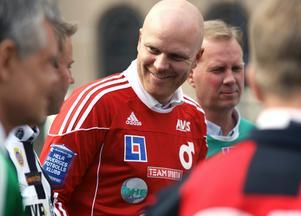 Patrik Werner vädrar allsvensk luft. DIF-vinst i dag och det är bara tre poäng upp till Ängelholm på kvalplatsen.