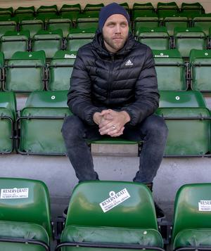 Hemma mot Djurgården tar Stefan Ålander avslutar Stefan Ålander sin elitkarriär.