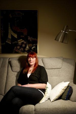 Sedan Fanny Jones fick diagnosen blodpropp i lungan har hennes liv förändrats radikalt: Regelbundna kontroller och stor försiktighet för att hon inte ska råka slå sig.