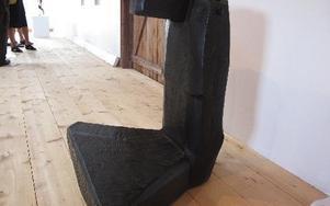 Mats Lodéns skulpturer.