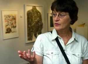 Ny utställning. På måndag startar kulturenhetens sommarutställning. Katarina Tegen-Höckerlind tror att den kommer att locka många besökare.