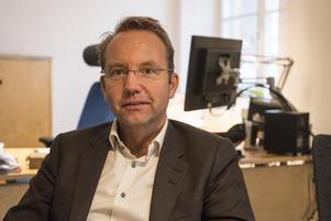 Björn Eriksson, avgående regiondirektör.