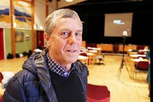 Folke Bäck (S) är ordförande för kommunens revisorer.