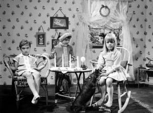 Den allra första tv-julkalendern i Sverige:
