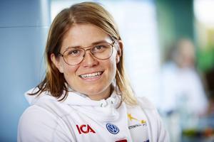 VM- och OS-medaljören Ida Ingemarsdotter tycker att det är en självklar sak att vara med och stötta projektet som ska ge fler barn och ungdomar möjligheten att idrotta.