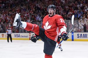 Enligt Corey Perry kommer Kanada inte att ändra på något i sitt spel i World Cup-finalen mot Europa.