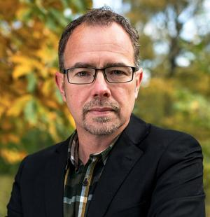 Rolf Lindahl, kampanjledare på Greenpeace.