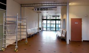 En resenär har framfört krtik mot att järnvägsstationen i Ånge inte erbjuder någon öppen toalett nattetid.