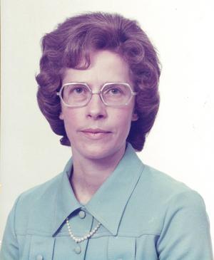 Sigbrit Wahlgren.