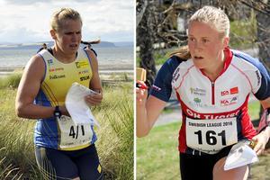 Lilian Forsgren och Josefin Tjernlund är båda uttagna i den svenska truppen till världscuptävlingen i Finland sista helgen i maj.