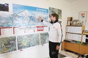 – Vi ska inte alls bygga ett nytt Björnen. Vi har en unik möjlighet att skapa ett område som inte finns i Åre. En by i ett skidområde där allt bygger på att man inte ska behöva ha bil för att ta sig fram, säger Niclas Sjögren-Berg, destinationschef för Skistar Åre.