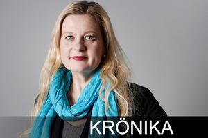 Anna Gullberg, chefredaktör och ansvarig utgivare