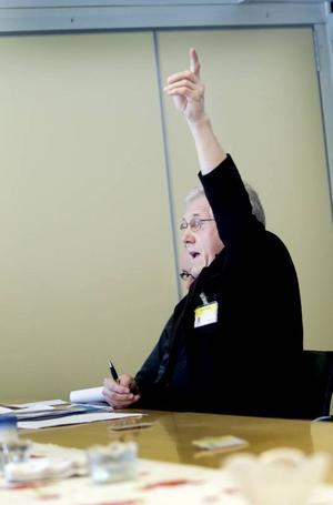 Presenterade siffror. Lars Berglund var en av de som presenterade siffror som visade att Livsmedelsverket räknat fel när de bedömt hur mycket strömming som äts.