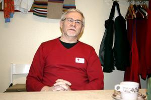 Hans Widlund väljer att avgå som ordförande i kommunfullmäktige i Laxå. Anledningen är hälsoskäl.BILD: TOVE SVENSSON