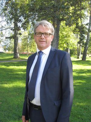 Deloittes kontorschef i Östersund, Lars Helgesson.