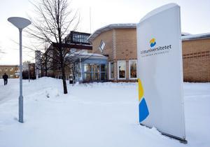 Landstingsstyrelsens ordförande Per Wahlberg (M) stöder ett campus i Härnösand.