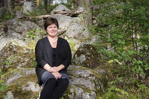 Magdalena Flemström blir ordförande för Centern i Ånge.