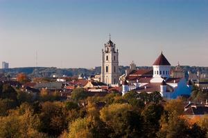 Litauen är ett av de billigaste länderna att semestra i.